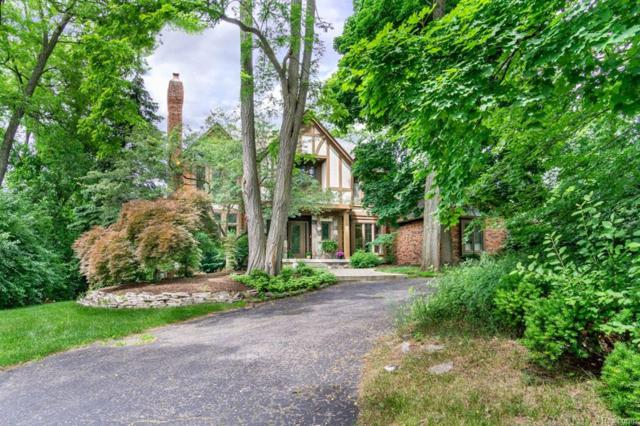 374 W Hickory Grove Road, Bloomfield Twp, MI 48302 (MLS #218028478) :: The Toth Team