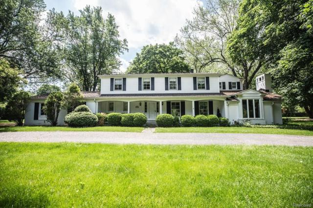 240 Warrington Road, Bloomfield Hills, MI 48304 (#218030508) :: RE/MAX Classic