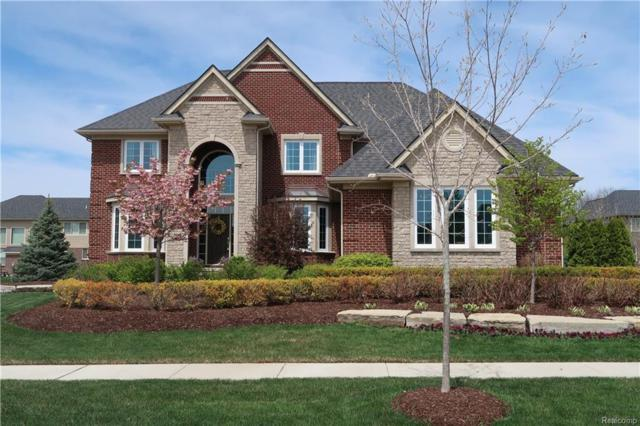 22985 Bentley Drive, Lyon Twp, MI 48167 (#218030810) :: Duneske Real Estate Advisors