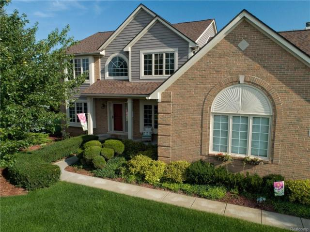 274 Carnoustie, Highland Twp, MI 48357 (#218032610) :: The Buckley Jolley Real Estate Team