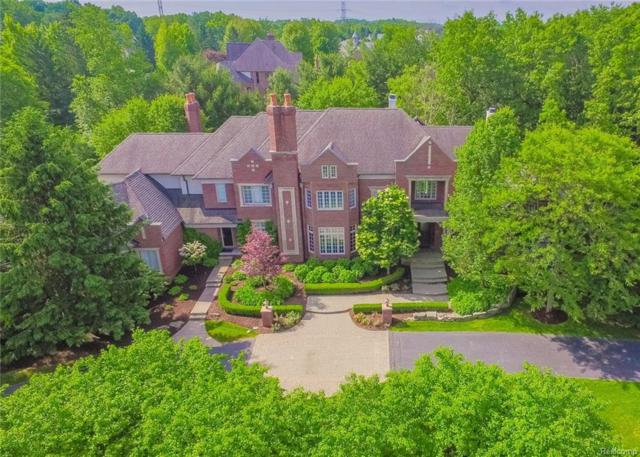 2411 Pond Vallee Drive, Oakland Twp, MI 48363 (MLS #218032866) :: The Toth Team