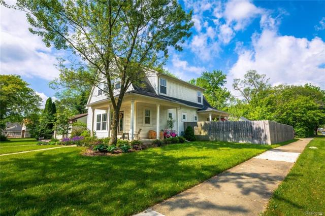 4259 Hampton Boulevard, Royal Oak, MI 48073 (#218035082) :: The Buckley Jolley Real Estate Team