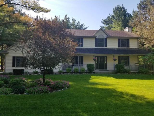 12615 Red Pine Lane, Perry, MI 48882 (#218036154) :: Duneske Real Estate Advisors