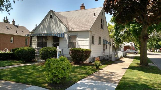 7555 Williamson Street, Dearborn, MI 48126 (#218039112) :: Duneske Real Estate Advisors