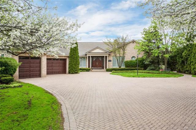 2346 Walnut Lake Road, West Bloomfield Twp, MI 48323 (#218039342) :: RE/MAX Classic