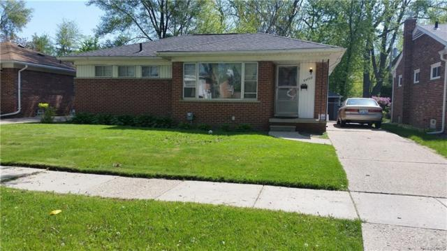 24700 Rosewood Street, Oak Park, MI 48237 (#218043080) :: RE/MAX Nexus