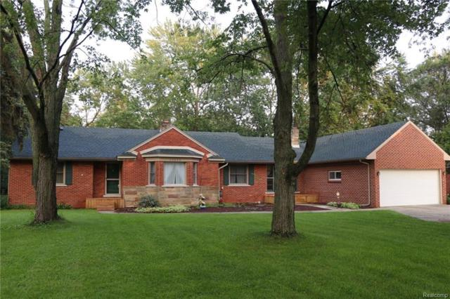 24644 Springbrook Drive, Farmington Hills, MI 48336 (#218048283) :: RE/MAX Classic