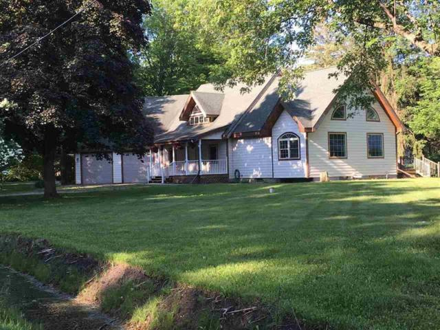 18360 Niver Road, Chesaning Twp, MI 48649 (MLS #5021466165) :: The Toth Team