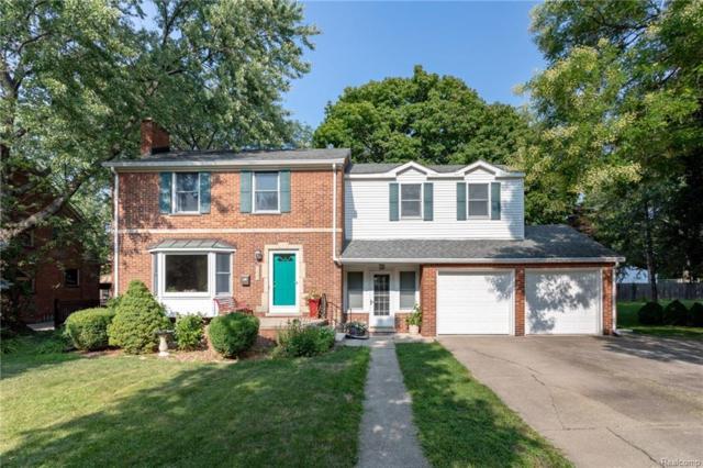 1242 Grayton Street, Grosse Pointe Park, MI 48230 (#218058277) :: Duneske Real Estate Advisors