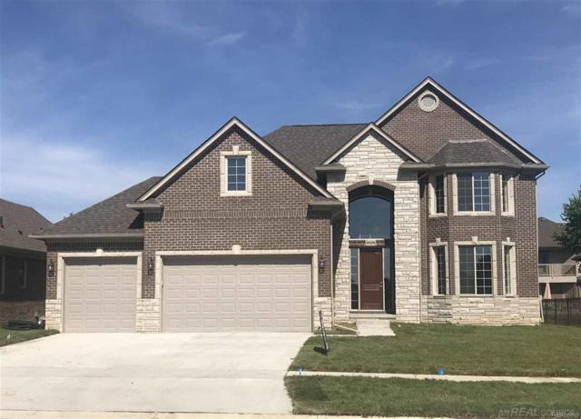 55194 Hidden River, Macomb Twp, MI 48042 (MLS #58031352902) :: The Toth Team
