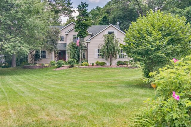 4439 Sedona Drive, Independence Twp, MI 48348 (#218064352) :: RE/MAX Classic