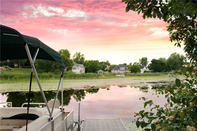 16126 Scenic View Drive, Fenton Twp, MI 48451 (#218065335) :: RE/MAX Classic
