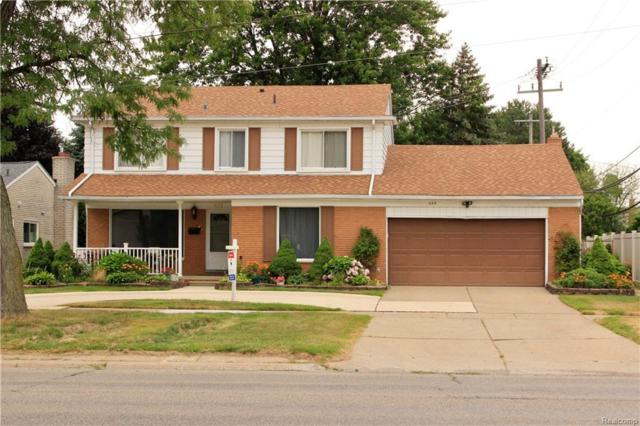 855 N Beech Daly Road, Dearborn Heights, MI 48127 (#218066075) :: RE/MAX Classic