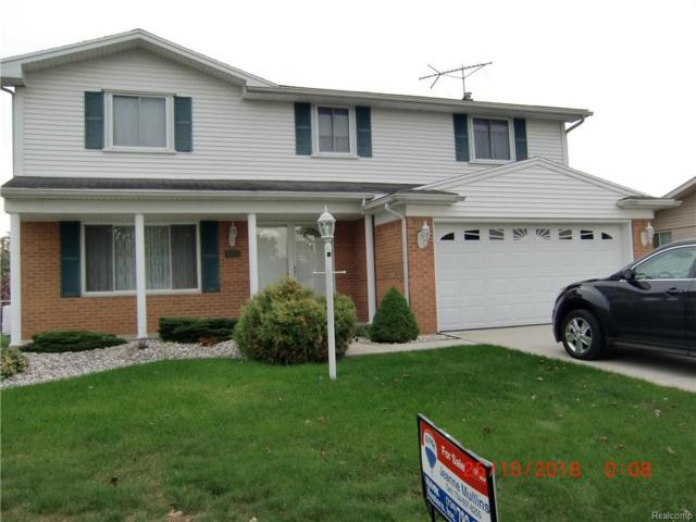 20511 Law Avenue, Brownstown Twp, MI 48183 (#218066653) :: RE/MAX Classic