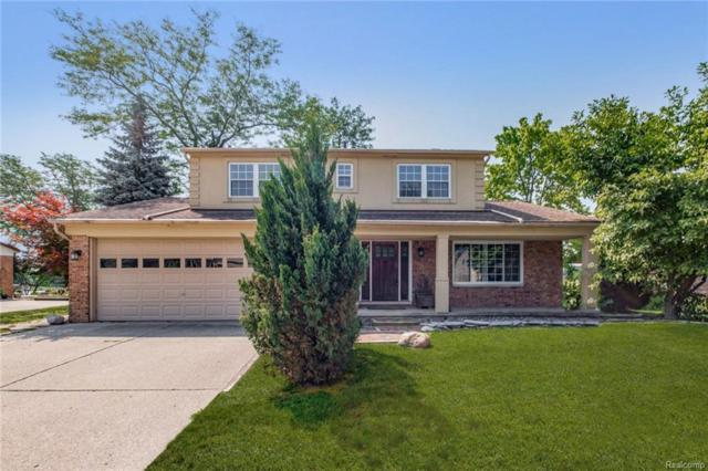 1898 Lyster Lane, Troy, MI 48085 (#218067041) :: RE/MAX Classic
