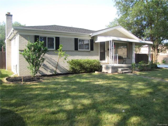 206 Royal Park Lane, Madison Heights, MI 48071 (#218067736) :: RE/MAX Classic