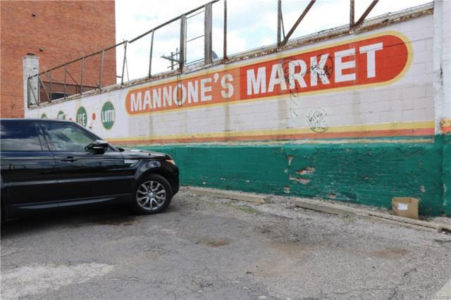 2732 N Chene Street E, Detroit, MI 48207 (#218069225) :: RE/MAX Classic