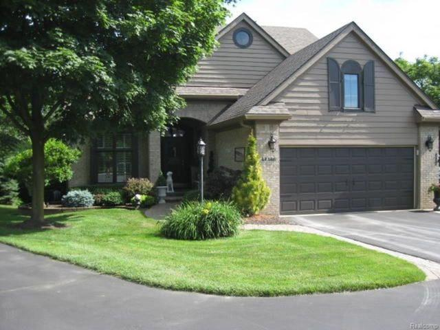 42586 Waterford Road, Northville Twp, MI 48168 (#218070633) :: RE/MAX Classic
