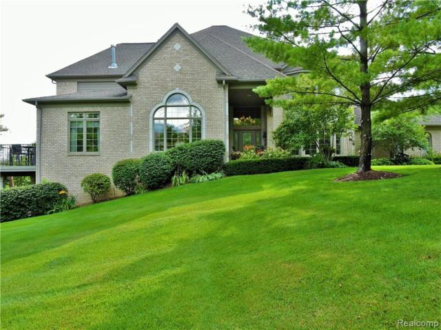 6722 Cascade Court, Independence Twp, MI 48348 (#218071786) :: The Buckley Jolley Real Estate Team
