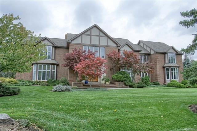 3386 Indian Summer Drive, Bloomfield Twp, MI 48302 (#218072109) :: RE/MAX Classic