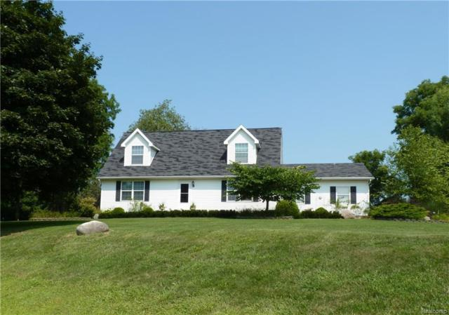 58720 Costly Lane, Lyon Twp, MI 48178 (#218074347) :: The Buckley Jolley Real Estate Team