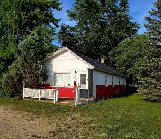 7065 Lakeshore, Worth Twp, MI 48450 (#58031355967) :: The Alex Nugent Team | Real Estate One