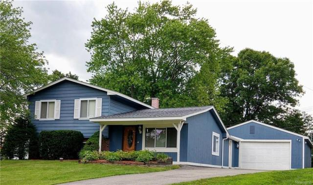 1045 Dunleavy Drive, Highland Twp, MI 48356 (#218076622) :: RE/MAX Classic