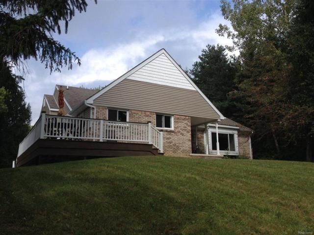 2645 N Lake Pleasant, Arcadia Twp, MI 48412 (#50100003786) :: The Buckley Jolley Real Estate Team