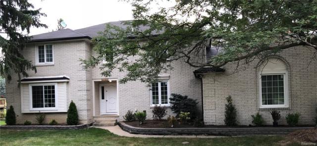 1824 N Adams Road, Rochester Hills, MI 48306 (#218084141) :: Duneske Real Estate Advisors