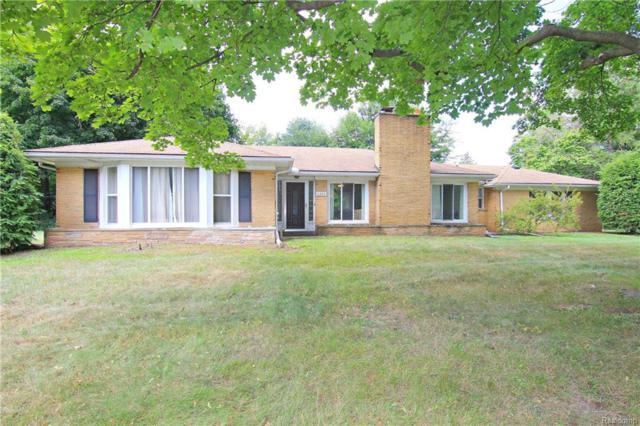 6310 Franklin Road, Bloomfield Twp, MI 48301 (#218084191) :: Duneske Real Estate Advisors