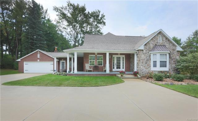 3261 Indianwood Road, Orion Twp, MI 48362 (MLS #218084501) :: The Toth Team