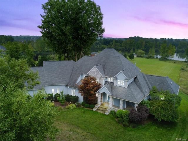 68083 Hillside Lane, Washington Twp, MI 48095 (#218088031) :: The Buckley Jolley Real Estate Team