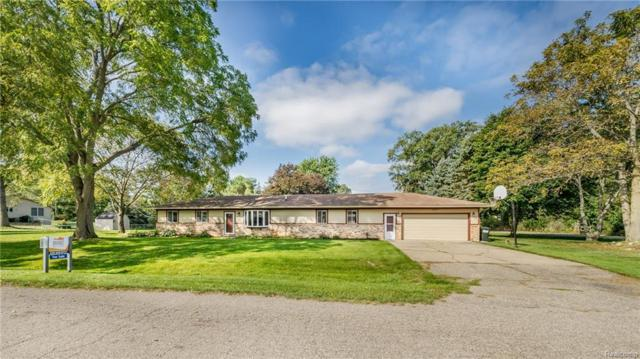 61919 Fairland Drive, Lyon Twp, MI 48178 (MLS #218090119) :: The Toth Team
