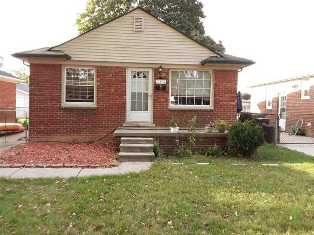 13037 Cherry Street, Southgate, MI 48195 (#218090319) :: RE/MAX Classic