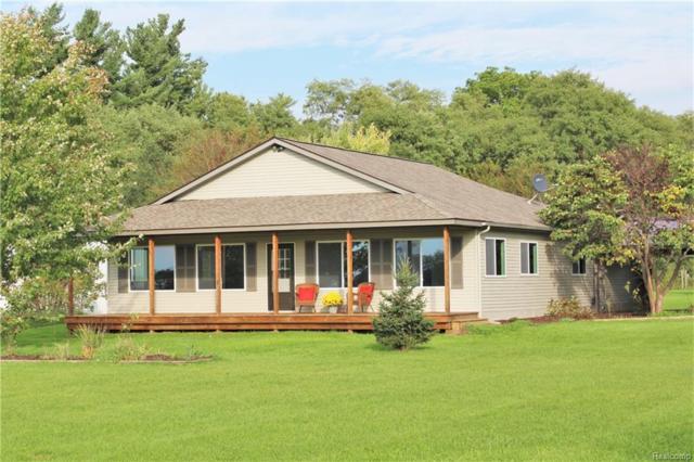 3781 Herd Road, Hadley Twp, MI 48455 (#218093929) :: Duneske Real Estate Advisors