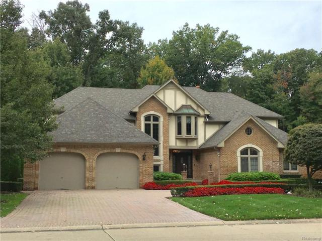 37135 Woodpointe Drive, Clinton Twp, MI 48036 (#218097758) :: The Buckley Jolley Real Estate Team