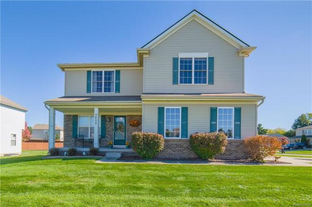 5475 Northwood Road, Grand Blanc Twp, MI 48439 (#218100248) :: The Buckley Jolley Real Estate Team