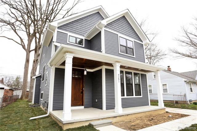 3477 Ellwood Avenue, Berkley, MI 48072 (#218101248) :: The Buckley Jolley Real Estate Team