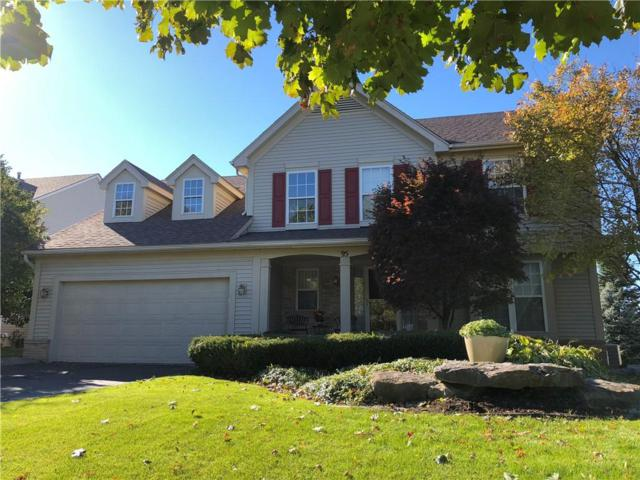 95 Ridge Field Court, Oxford Twp, MI 48371 (#218102490) :: Duneske Real Estate Advisors