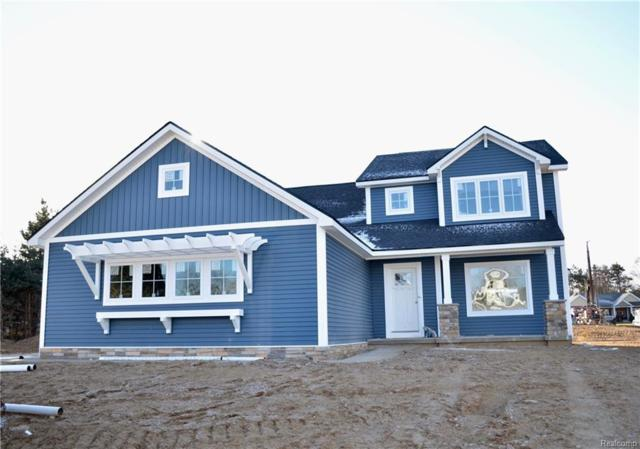 9140 Wooden Shoe Drive, Green Oak Twp, MI 48116 (MLS #218106387) :: The Toth Team