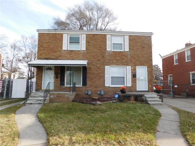 20522 Schoenherr Street, Detroit, MI 48205 (#218107036) :: RE/MAX Classic