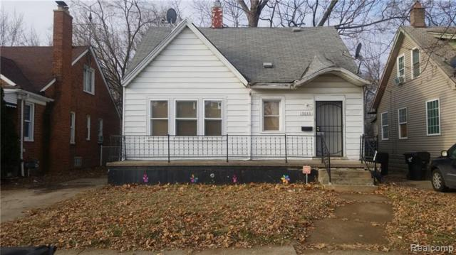 19643 Cliff Street, Detroit, MI 48234 (MLS #218118620) :: The Toth Team