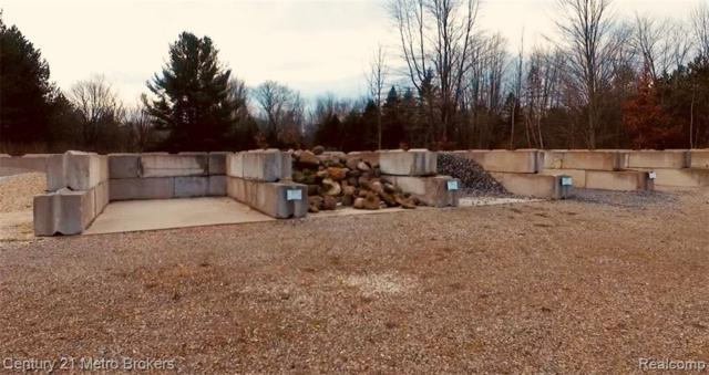 2560 Mertz - Parcel 3 Road, Indianfields Twp, MI 48723 (#218119215) :: The Mulvihill Group