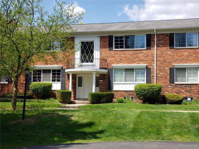 1733 Huntingwood Lane C, Bloomfield Hills, MI 48304 (#218119816) :: RE/MAX Classic