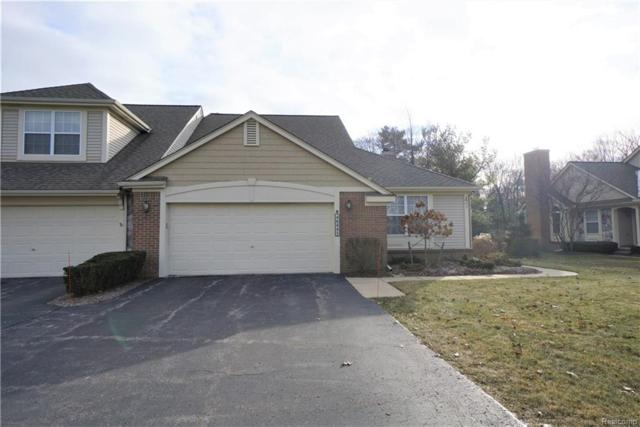 46441 Killarney Court #6, Canton Twp, MI 48188 (#219000223) :: RE/MAX Classic