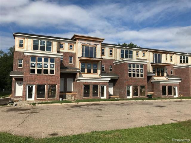 411 Legato Drive, Walled Lake, MI 48390 (#219000459) :: GK Real Estate Team