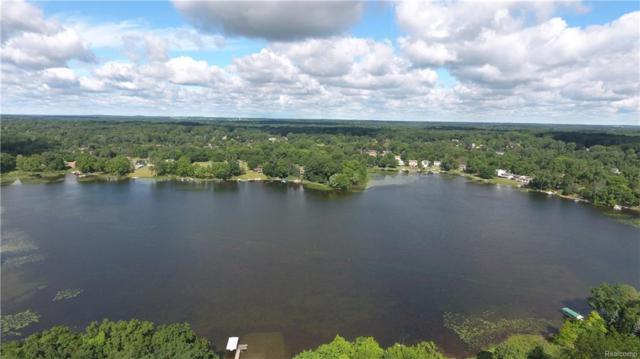 3086 Beach Lake Drive W, Brighton Twp, MI 48380 (#219001765) :: The Buckley Jolley Real Estate Team