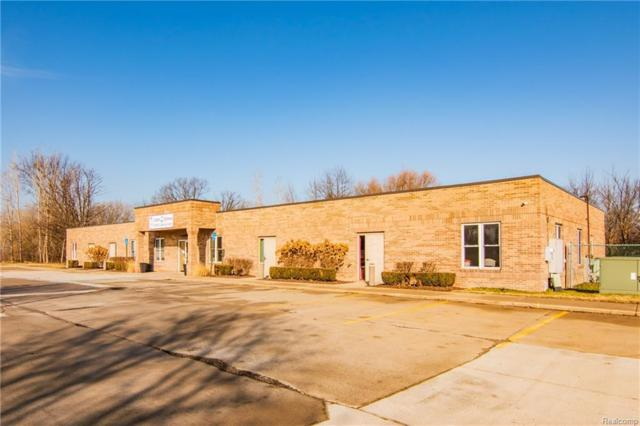 20301 Cass Avenue N, Clinton Twp, MI 48038 (#219002302) :: The Buckley Jolley Real Estate Team