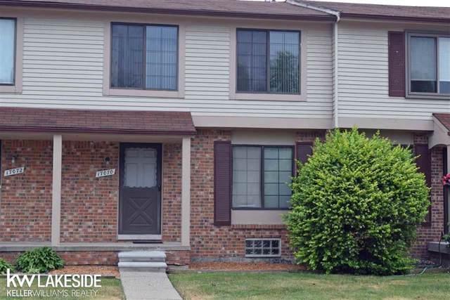 17070 Kingsbrooke, Clinton Twp, MI 48038 (#58031369728) :: The Alex Nugent Team | Real Estate One