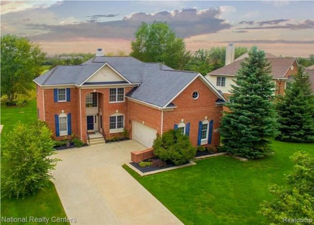 15381 Bay Hill Drive, Northville Twp, MI 48168 (#219013472) :: RE/MAX Classic